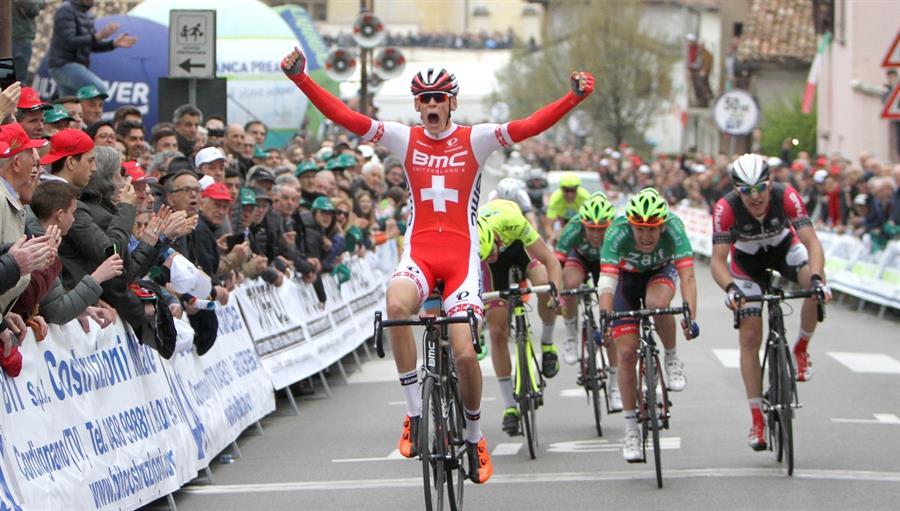 """Il campione svizzero si gode il """"Belvedere"""""""